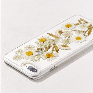 Oops A Daisy Clear iPhone 6/7/8 Plus Case